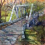 Blome Road Bridge  SOLD
