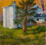 Shawnee Farm  Silos on loan