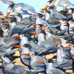 Thirty Three  Terns